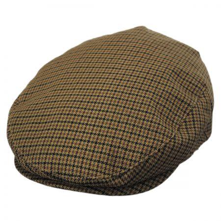 Brixton Hats Hooligan Houndstooth Plaid Ivy Cap