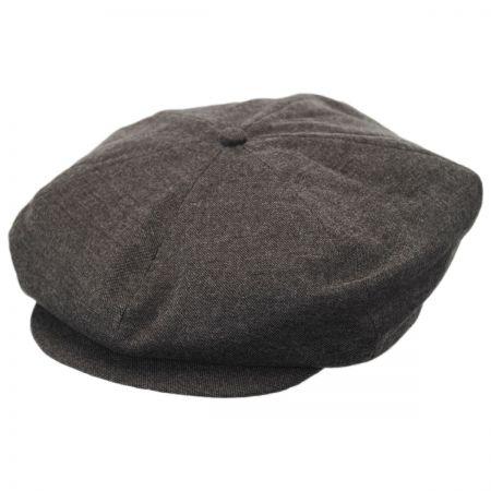 Brown Newsboy at Village Hat Shop e1fb49022