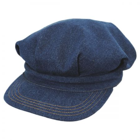 Brixton Hats Murdoch Cotton Fiddler Cap