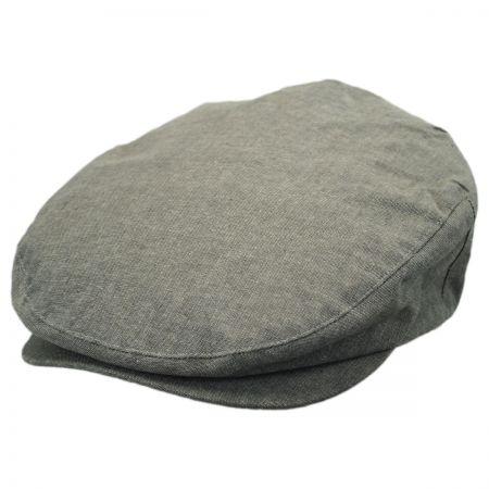 Brixton Hats Barrel Linen Ivy Cap