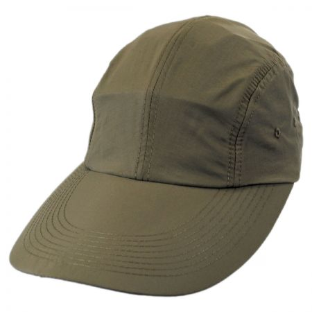 UPF 50+ Long Bill Adjustable Baseball Cap
