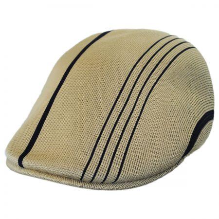 Kangol Multi Stripe 507 Duckbill Ivy Cap