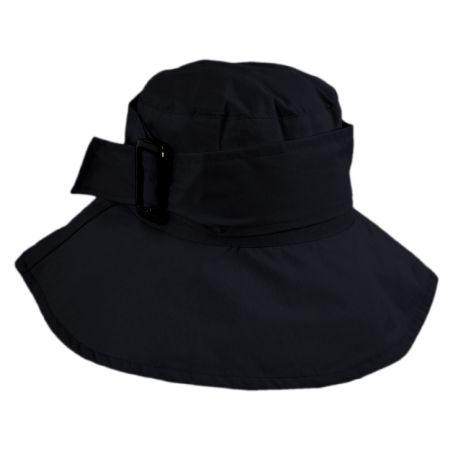 Black Rain Hat at Village Hat Shop 3a5415059c4