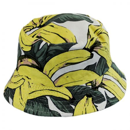 Jeanne Simmons Bananas Cotton Bucket Hat