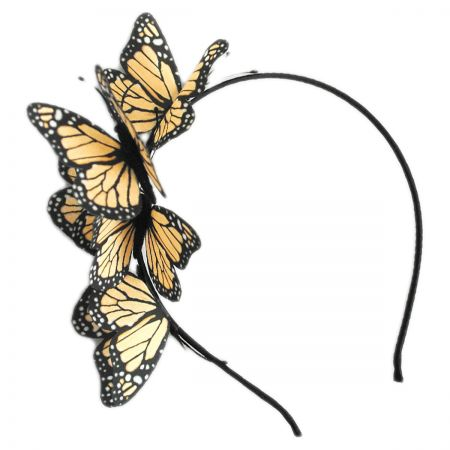 Jeanne Simmons Monarch Butterfly Headband