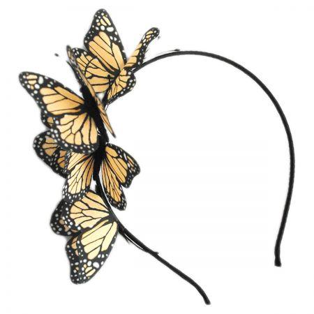 Jeanne Simmons Monarch Butterfly Headband