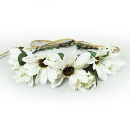 Daisy Adjustable Wreath alternate view 5