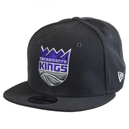 New Era Sacramento Kings NBA On Court Snapback Baseball Cap