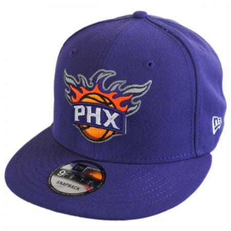 New Era Phoenix Suns NBA On Court Snapback Baseball Cap