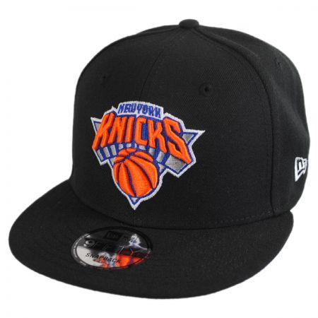 New York Knicks NBA On Court Snapback Baseball Cap