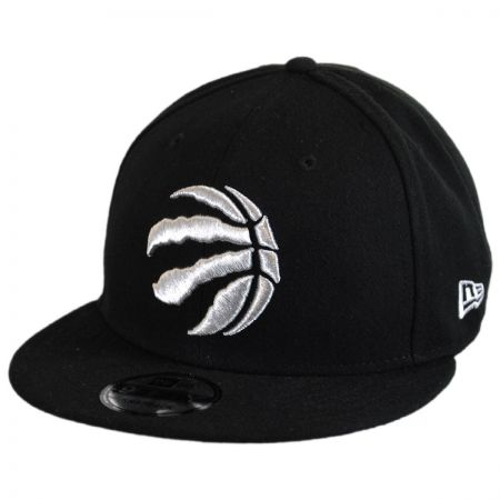 New Era Toronto Raptors NBA On Court Snapback Baseball Cap