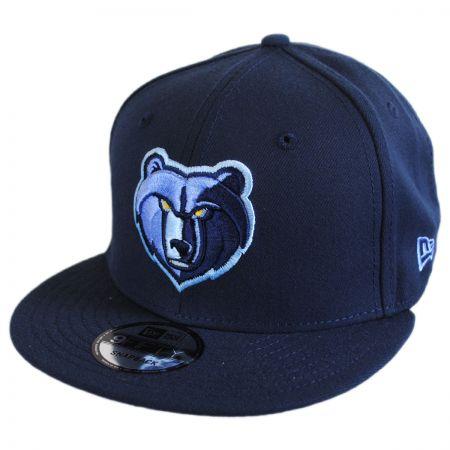 New Era Memphis Grizzlies NBA On Court Snapback Baseball Cap