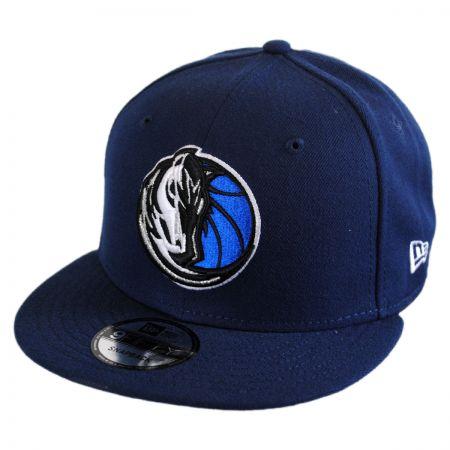 New Era Dallas Mavericks NBA On Court Snapback Baseball Cap