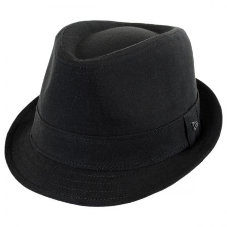 Essential Cotton Trilby Fedora Hat alternate view 2