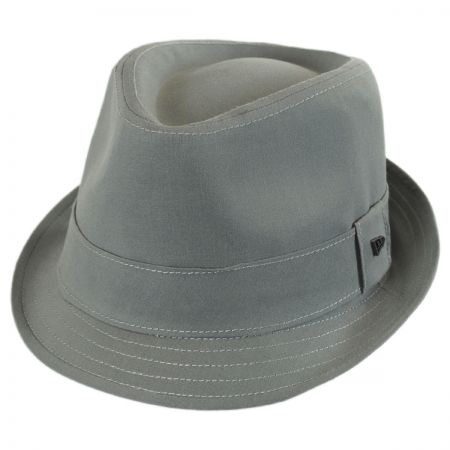 Essential Cotton Trilby Fedora Hat alternate view 2