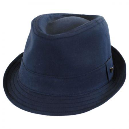 Essential Cotton Trilby Fedora Hat alternate view 5