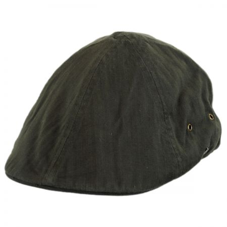EK Collection by New Era Packable Cotton Duckbill Ivy Cap