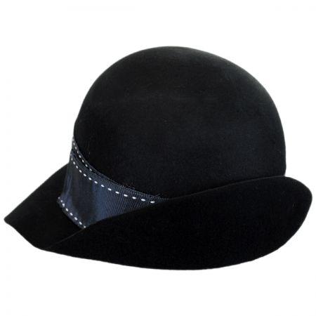 Tina Goldstein Cloche Hat alternate view 1