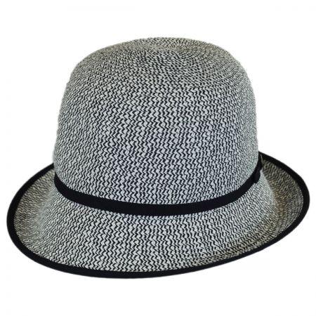 Annamarie Toyo Straw Cloche Hat