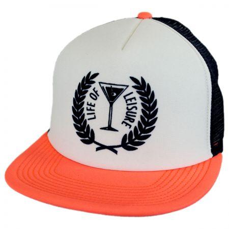 Goorin Bros Leisure Mesh Trucker Snapback Baseball Cap