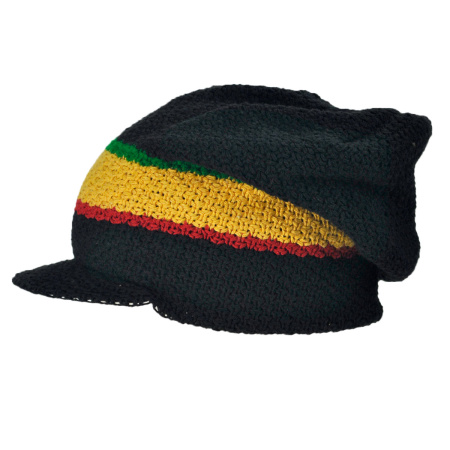 B2B Marley Cotton Newsboy Cap