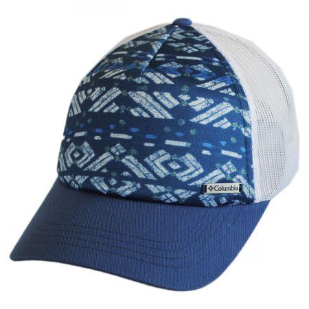 Columbia Sportswear Mesh Trucker Snapback Baseball Cap
