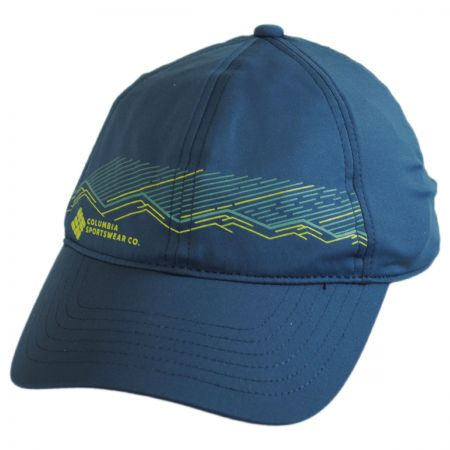 Columbia Sportswear Coolhead Graphic Adjustable Baseball Cap