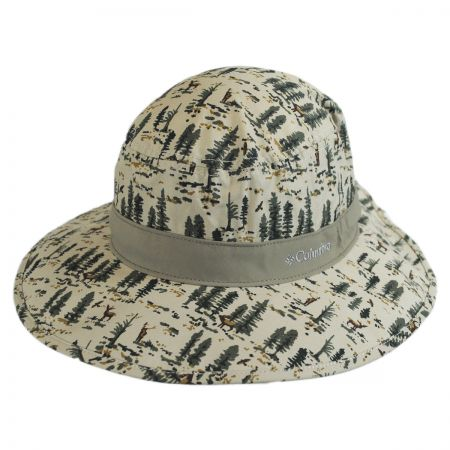 Columbia Sportswear Pine Mountain Booney Hat Bucket Hats 00a7342a1bf