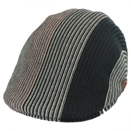 Kangol Conduit Stripe Cotton 507 Ivy Cap