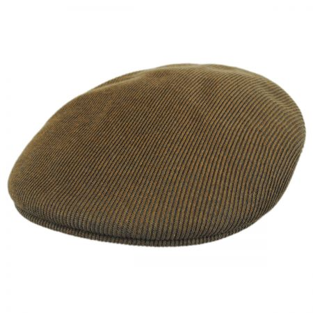 Kangol Rib Knit Cotton Blend 504 Ivy Cap