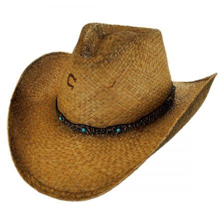Hollywood Straw Western Hat alternate view 1