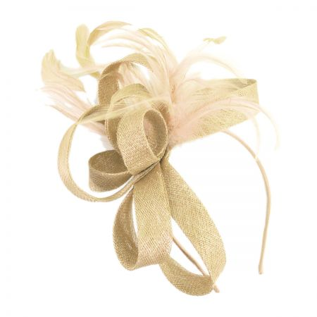 Scala Trifecta Fascinator Headband