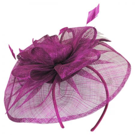 Scala Bow Burst Fascinator Headband