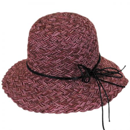 Jeanne Simmons Twisted Braid Sun Hat