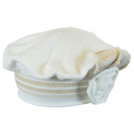 Parkhurst Posey Cotton Knit Beret