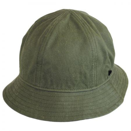 Coated Cotton Bucket Hat alternate view 1
