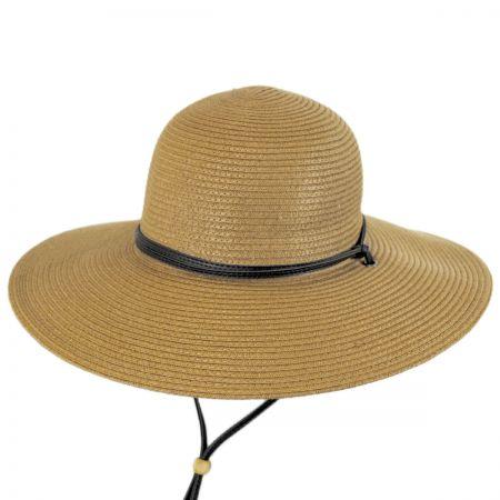 Adventure Packable Toyo Straw Sun Hat alternate view 1