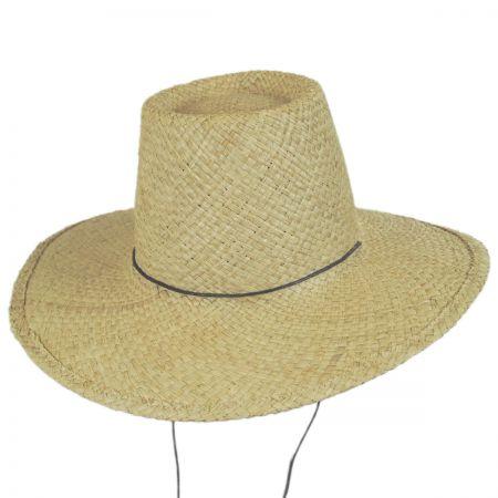 Brixton Hats Napa Raffia Straw Sun Hat