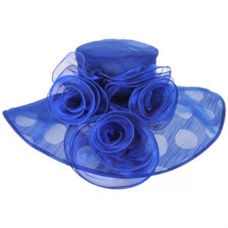 Something Special Jayne Wide Brim Boater Hat