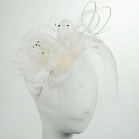 Scala Two Quills Fascinator Headband