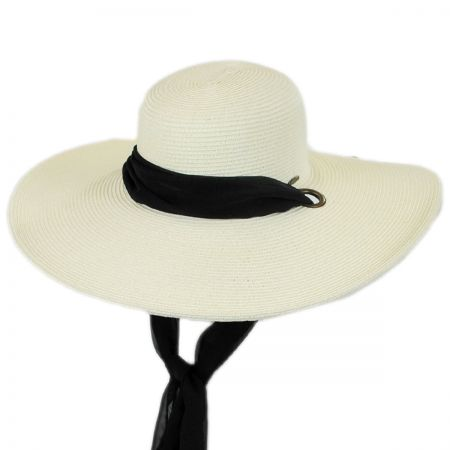 Straw Sun Hat With Scarf Tie - Tie Photo and Image Reagan21.Org 35af1584310