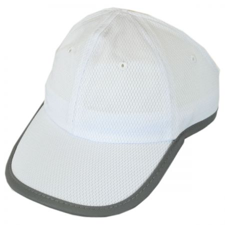 Chic Play Genie Reflective Open Back Baseball Cap