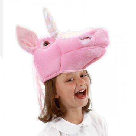 Elope Unicorn Puppet Hat