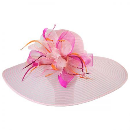 Scala Empire Mesh Swinger Hat