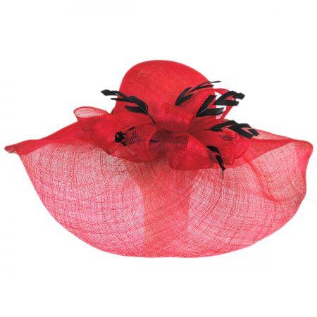 Scala Ley Straw Swinger Hat