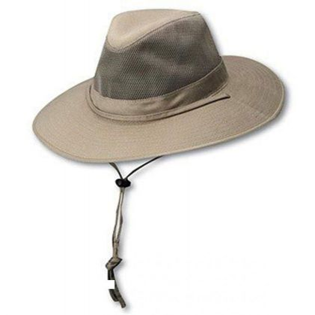 Dorfman Pacific Solarweave Aussie Breezer Hat