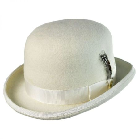 Stacy Adams Wool Felt Derby Hat