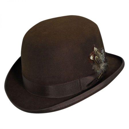 Stacy Adams Derby Hat