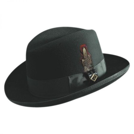 Homburg Hat alternate view 1
