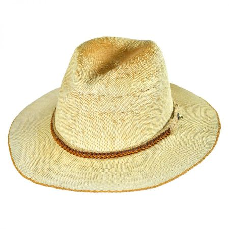 Tommy Bahama Beach Toyo Straw Fedora Hat
